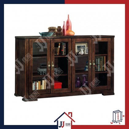 KLASS Low Bookshelf & Display Cabinet